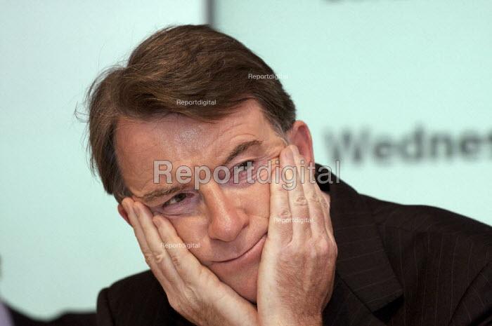 Peter Mandelson MP - Duncan Phillips - 2009-07-08