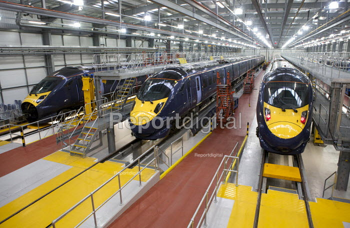 New Javelin Train Depot, Ashford Kent uk - Duncan Phillips - 2008-11-06