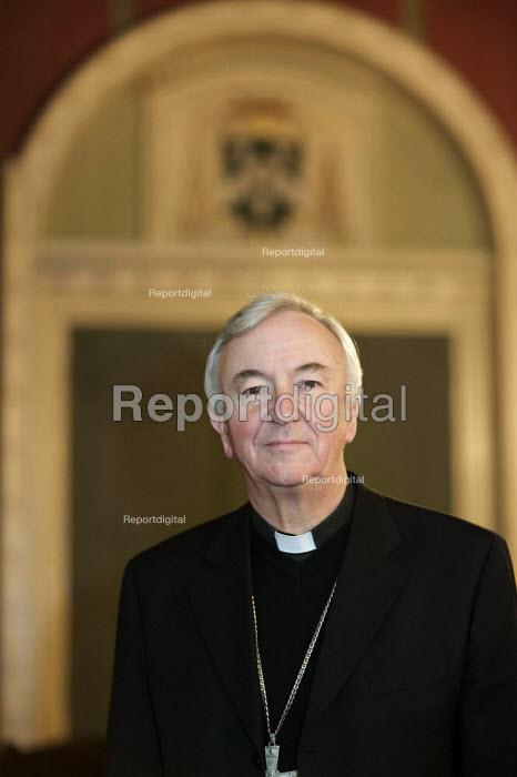 Archbishop of Westminster Vincent Nichols - Duncan Phillips - 2009-12-14