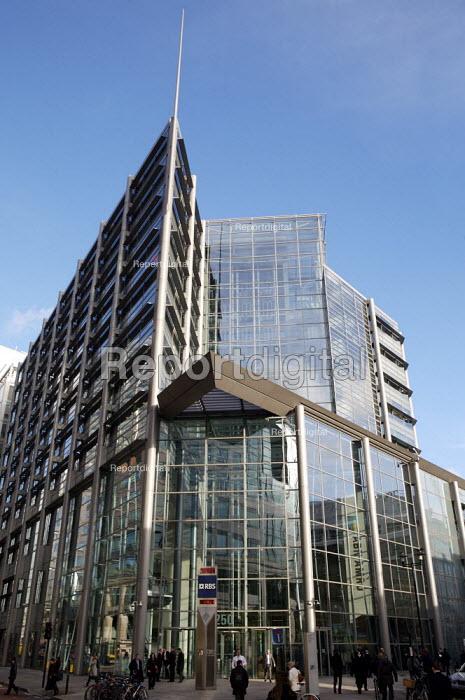 ABN Amro Bank 205 Bishopsgate, London. - Duncan Phillips - 2008-01-16