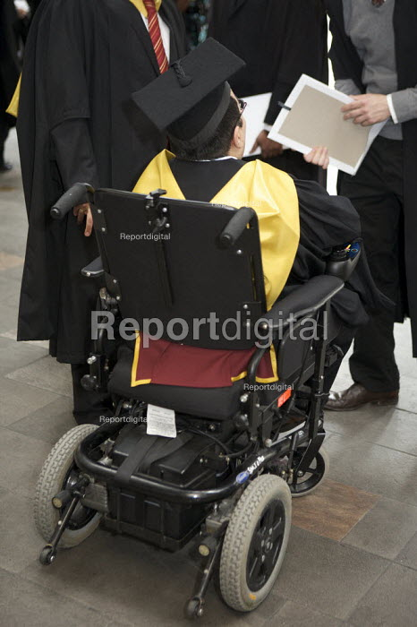 University Graduation, Guildhall, London. - Duncan Phillips - 2010-03-15
