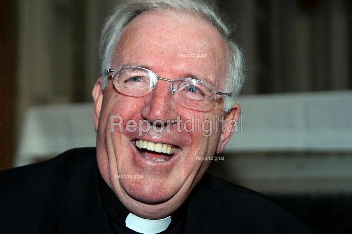 Cardinal Cormac Murphy-O'Connor, Catholic Archbishop of Westminster - Geoff Crawford - 2003-09-09
