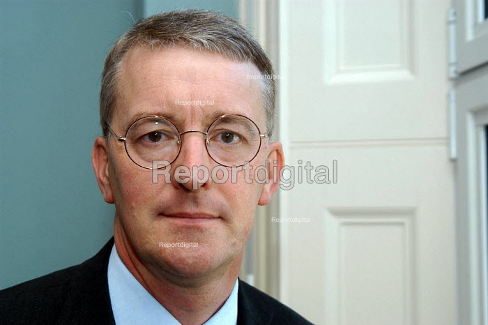 Hillary Benn MP, Minister of State for International Development. - Geoff Crawford - 2003-09-08