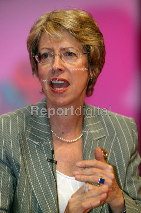 Patricia Hewitt MP Labour Party Conference 2004 - John Harris - 2004-09-29