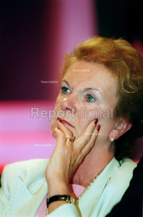 Helen Liddle MP Labour Party conference 2002 - John Harris - 2002-09-30