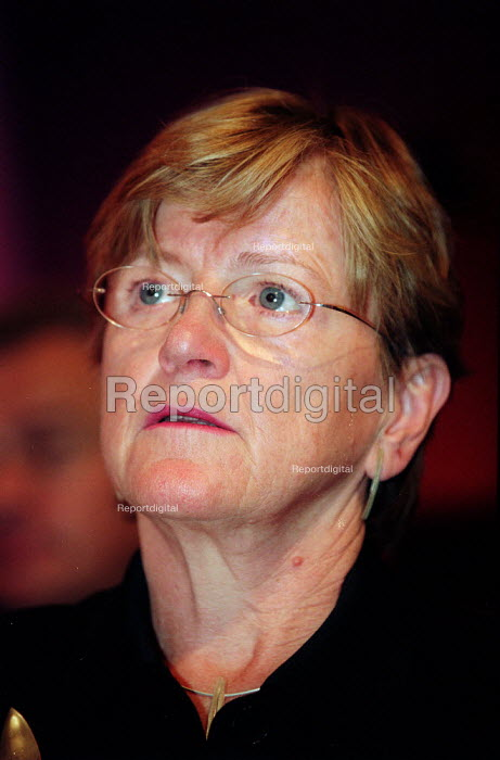 Hilary Armstrong MP Labour Party conference 2002 - John Harris - 2002-09-30
