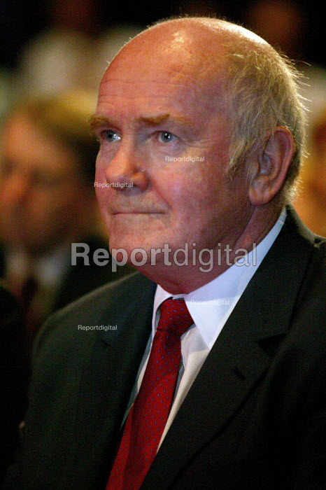 John Reid MP at Labour Party Conference 2003 - John Harris - 2003-09-30