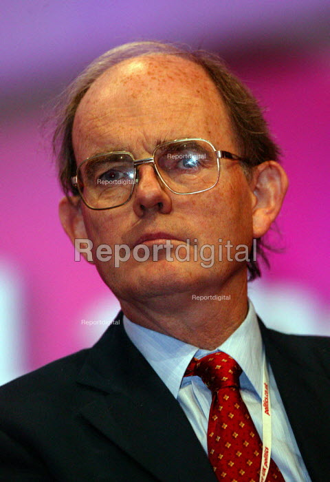 Chris Mullin MP Labour Party Conference 2004 - John Harris - 2004-09-30