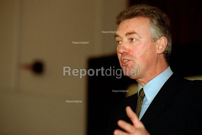 Steve Sinnott Dep Gen Sec NUT - John Harris - 2001-11-29