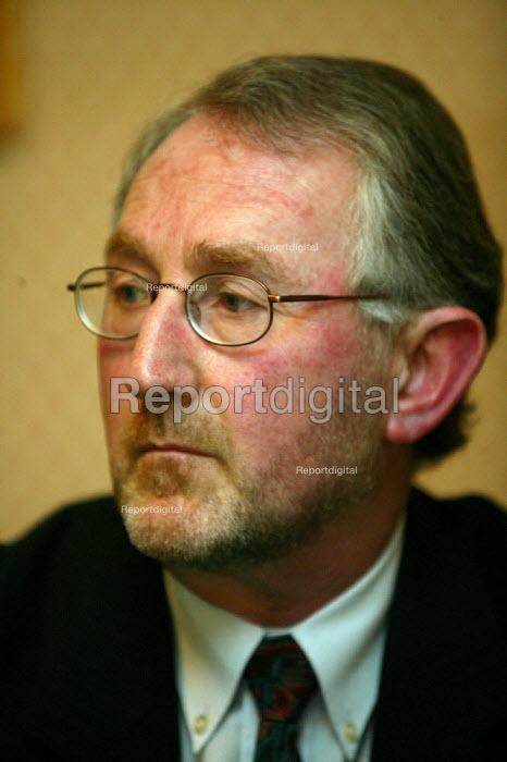BNP Burnley Councillor Len Starr - John Harris - 2004-04-25