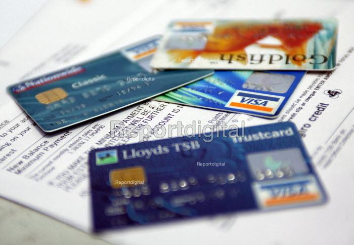 Personal Credit cards and bill. - John Harris - 2004-06-05