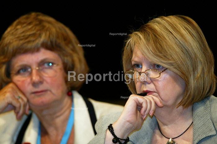 Women, TUC Congress 2006 - John Harris - 2006-09-11