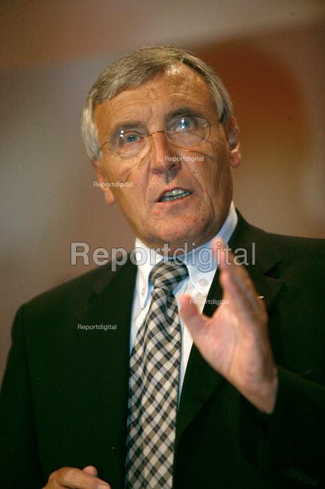 Tony Woodley, TGWU Unite addressing TUC Conference 2007 - John Harris - 2007-09-12