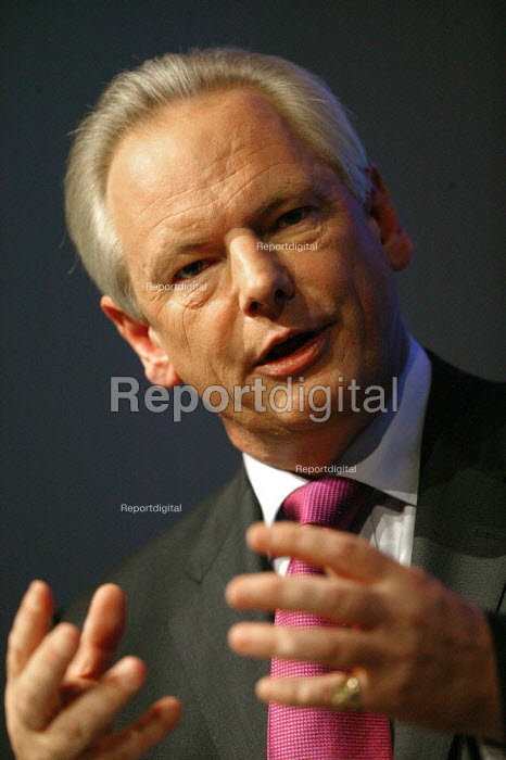 Francis Maude addressing Conservative Party Conference Blackpool - John Harris - 2007-10-03