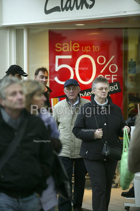 The Sales, Stratford-upon-Avon, Warwickshire - John Harris - 2007-12-28