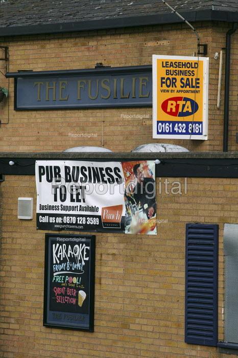 Closed Pub for sale. Leamington Spa - John Harris - 2008-03-19