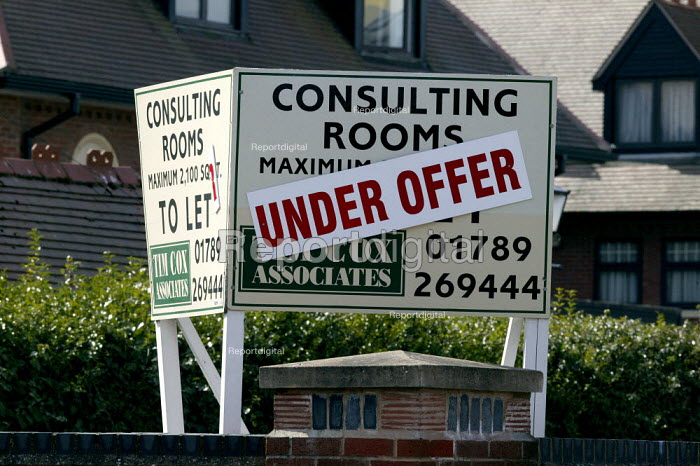 Consulting Rooms To Let, Stratford on Avon Health Care Hospital. - John Harris - 2008-03-31
