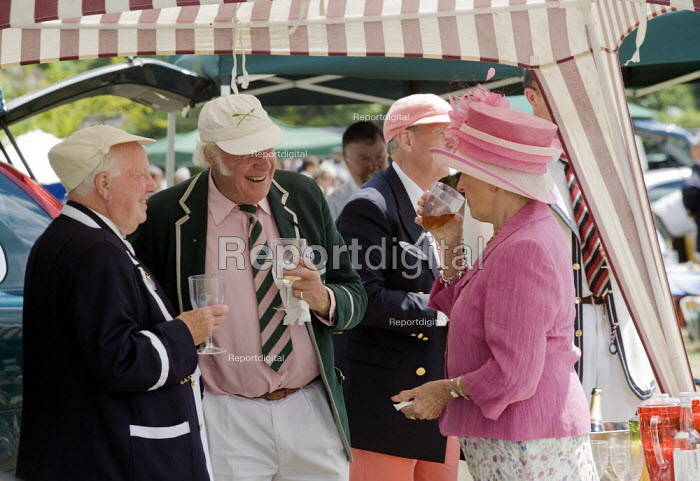 Picnics at Henley Regatta - John Harris - 2008-07-04