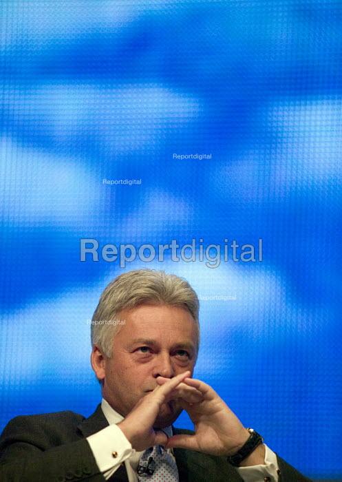 Alan Duncan MP, Conservative Party Conference 2008 Birmingham. - John Harris - 2008-09-28