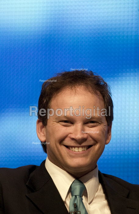 Grant Shapps MP speaking Conservative Party Conference 2008 Birmingham. - John Harris - 2008-09-28