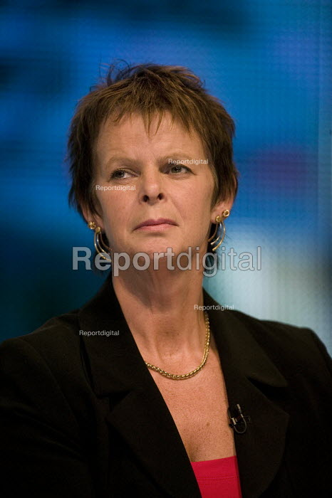 Anne Milton MP speaking Conservative Party Conference 2008 Birmingham. - John Harris - 2008-09-29