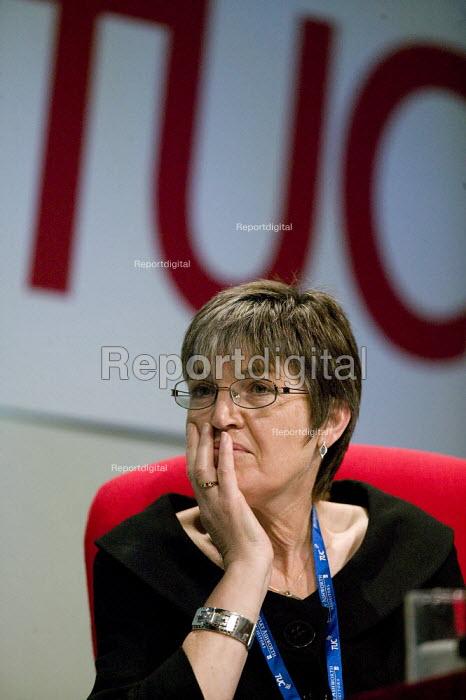 Alison Shepherd UNISON, TUC Congress 2008 - John Harris - 2008-09-09