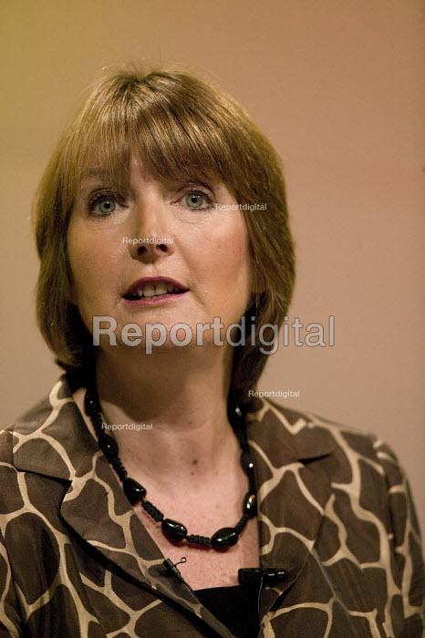 Harriet Harman MP TUC Congress 2008 - John Harris - 2008-09-10