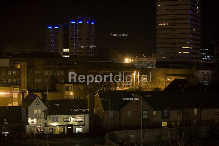Coventry at night - John Harris - 2010-04-07
