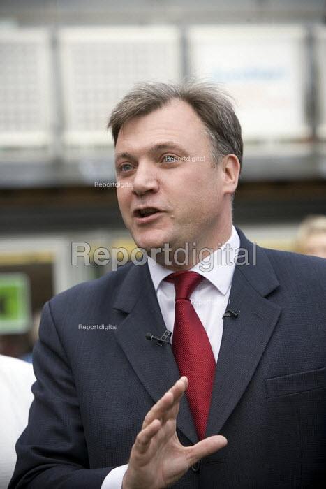 Ed Balls launch of leadership campaign, Nottingham - John Harris - 2010-05-20