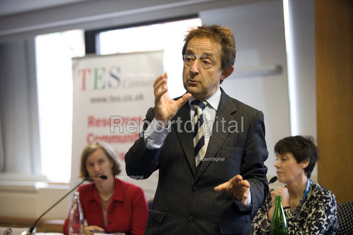 Anthony Seldon, Headmaster, Wellington College 