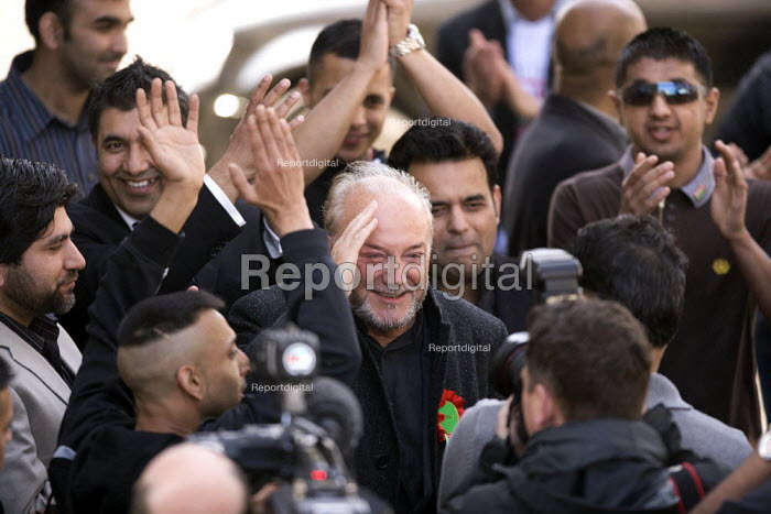 George Galloway Respect Party victory. Bradford West By election - John Harris - 2012-03-31
