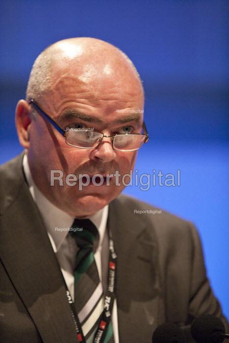 Larry Flanagan EIS Gen Sec, TUC, Bournemouth 2013 - John Harris - 2013-09-09
