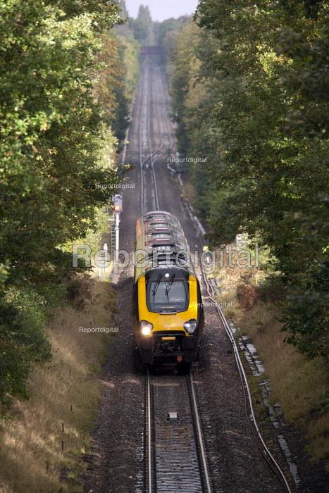 Rural train service, Warwickshire - John Harris - 2013-10-26