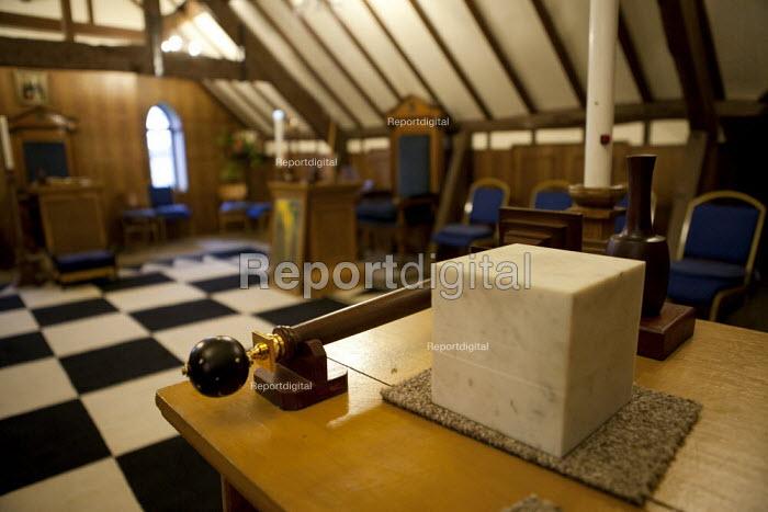 Meridian Lodge, Guy's Cliffe, Warwick, Warwickshire - John Harris - 2013-09-15