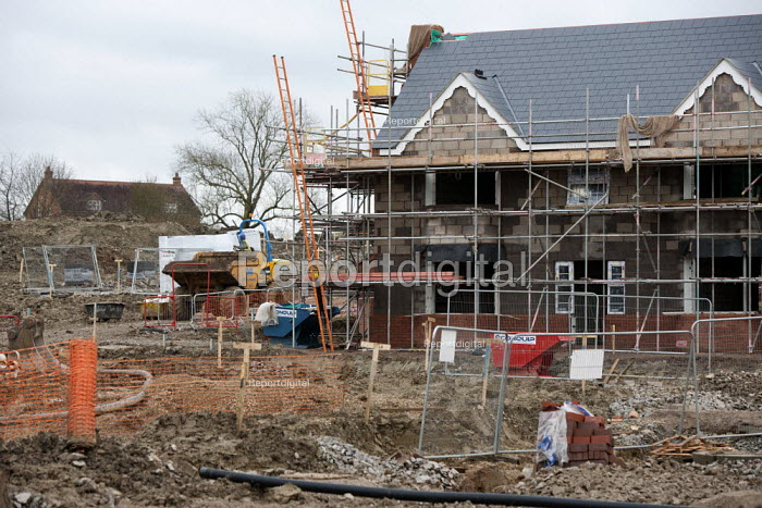 Housebuilding, Warwickshire - John Harris - 2014-01-18