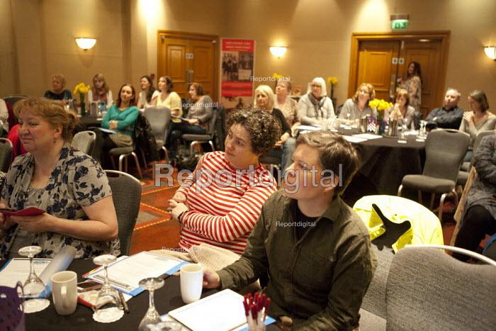 NUT International women's Day conference, Cardiff. - John Harris - 2014-03-08