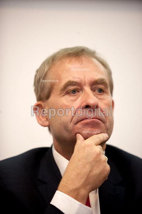 John Hannett Gen Sec USDAW, Prospect Fringe meeting TUC, Liverpool 2014 - John Harris - 2014-09-09