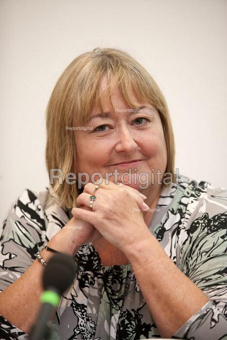 Denise McGuire Prospect, Prospect Fringe meeting TUC, Liverpool 2014 - John Harris - 2014-09-09