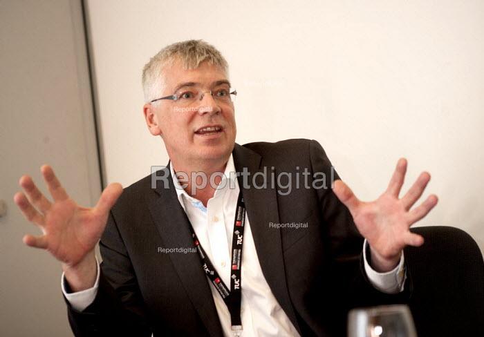 Paul Hackett, The Smith Institute, Prospect Fringe meeting TUC, Liverpool 2014 - John Harris - 2014-09-09