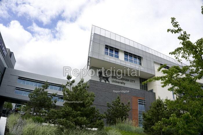 Birmingham City University Parkside, Eastside, Birmingham - John Harris - 2015-06-27