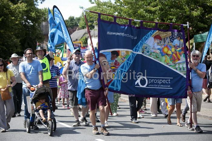 Prospect, Tolpuddle Martyrs' Festival. Dorset - John Harris - 2015-07-19