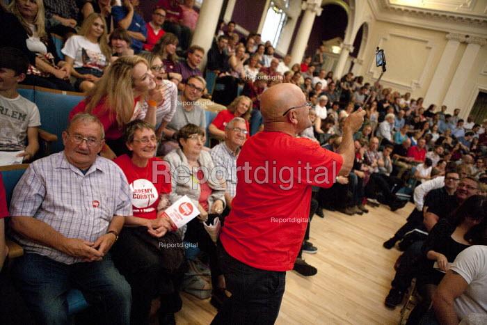 Jeremy Corbyn Rally Nottingham - John Harris - 2015-08-20