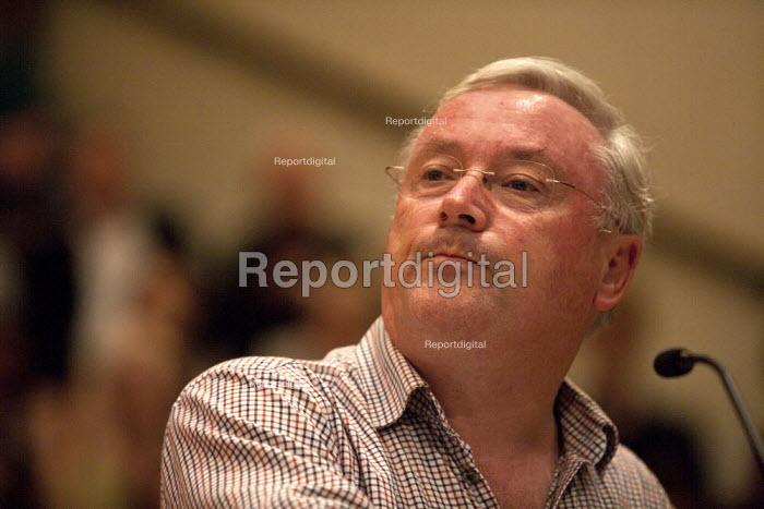 Jeremy Corbyn Rally Nottingham economist Richard Murphy speaking - John Harris - 2015-08-20