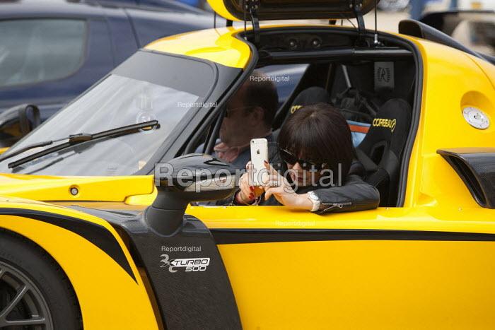 Salon Prive Supercar Show Blenheim Palace Oxfordshire Radical RXC 500 - John Harris - 2015-09-05