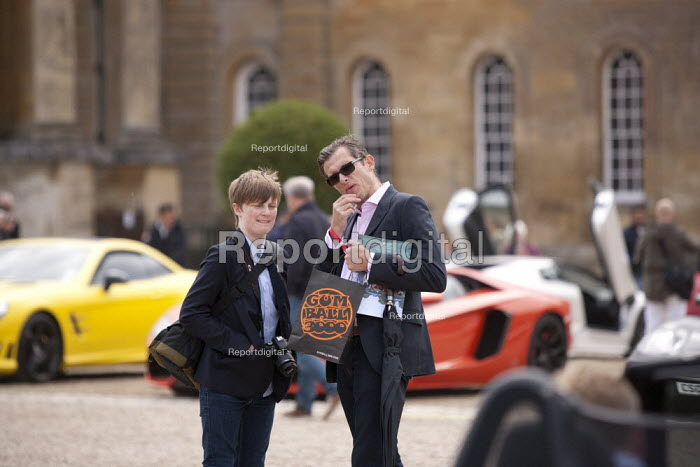 Salon Prive Supercar Show Blenheim Palace Oxfordshire - John Harris - 2015-09-05