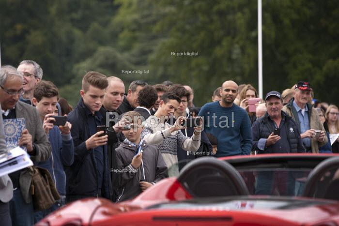 Salon Prive Supercar Show Blenheim Palace Oxfordshire - John Harris - 2015-09-05