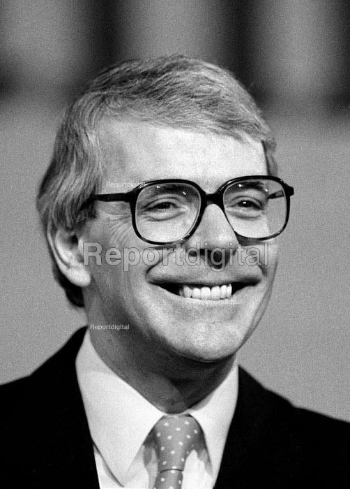 John Major Conservative MP - John Harris - 1991-10-03