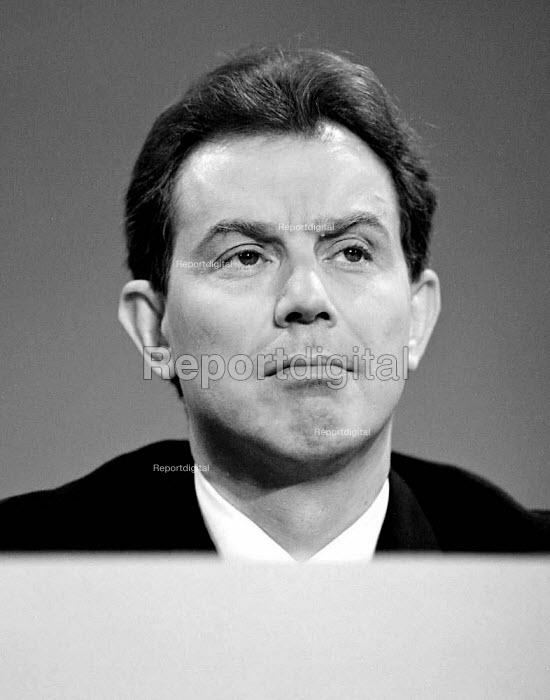 Tony Blair MP Labour Party Conference 1994 - John Harris - 1994-10-01