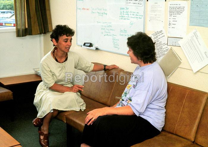 Teachers discussion in a staff room Secondary School ... - John Harris - 1995-04-09