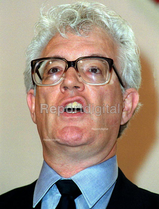 Rodney Bickerstaffe UNISON speaking at TUC Conference 1995 - John Harris - 1995-08-30